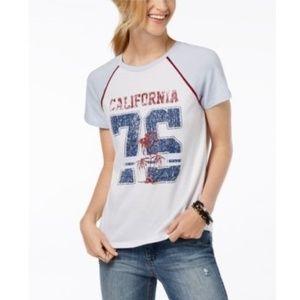 Pretty Rebellious One Juniors Cotton California